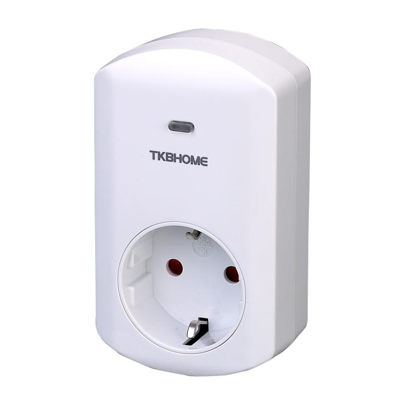 TKB Home Zwischenstecker mit Energiemess-Funktion (Typ UK)