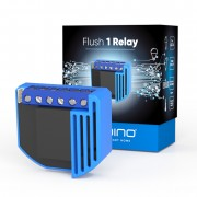 Qubino Flush 1 Relay - Unterputz-Relais (1*2,3 kW) mit Energiemess-Funktion