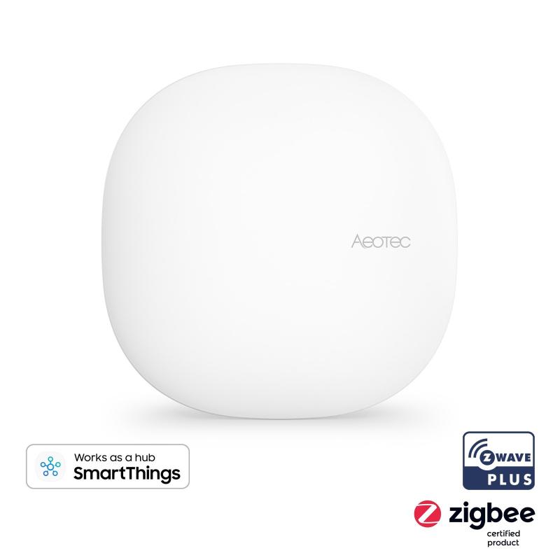 Aeotec Smart Home Hub - Works as a SmartThings Hub - UK