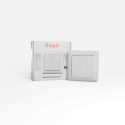 Heatit Z-Push2 weiß