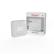 Heatit Z-Temp2 Thermostat (batteriebetrieben)