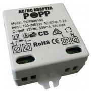 POPP Externes Netzteil für POPP Rauchwarnmelder POPE701486