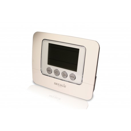 Secure Programmierbares Thermostat (7 Tage)