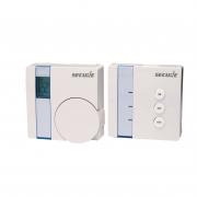 Secure Wandthermostat mit LCD-Display und Schalter (Kit) GEN5