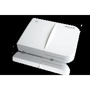 Secure Z-Wave gesteuerter Heizungsstellantrieb (2 Kanäle) GEN5