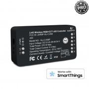 Steuergerät für RGB + CCT LED Bänder (Zigbee)