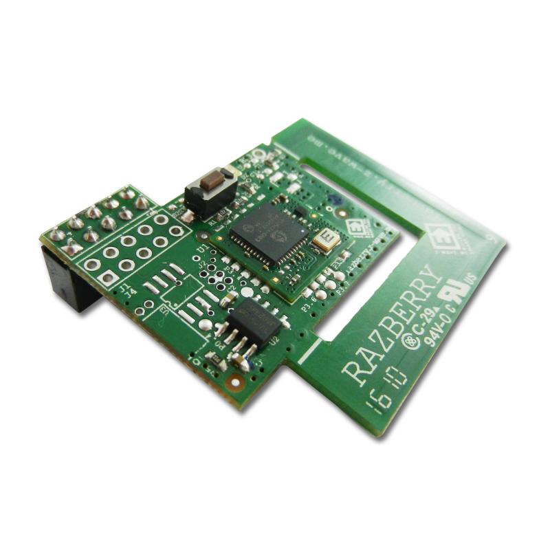 Z-Wave.Me RaZberry2 (KR) - Z-Wave Aufsteckmodul für Raspberry Pi (Koreanische Frequenz)