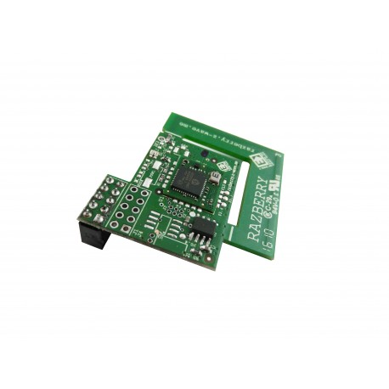 Z-Wave.Me RaZberry2 - Z-Wave Aufsteckmodul für Raspberry Pi (Indische Frequenz)